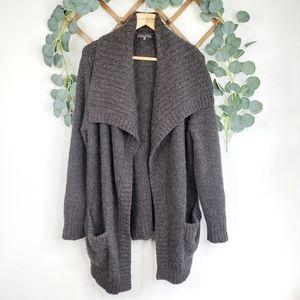 Vince Baby Alpaca Blend Cardigan Sweater Medium